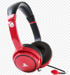 PS4 Stereo Gaming Headset PRO4-40 RED