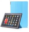Αντικραδασμικη θηκη βιβλιο για Huawei T3 Mediapad 9.6  (Μπλε Ανοιχτο)