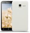 Lenovo A850+ - Πλαστική Θήκη Πίσω Κάλυμμα Λευκό (OEM)