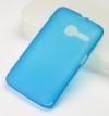Θήκη TPU Gel για Alcatel One Touch Tribe OT-3040D Γαλάζιο (OEM)
