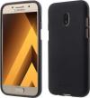 Θήκη Σιλικόνης για Samsung Galaxy J3 (2017) Μαύρη Mατ (OEM)