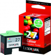Μελάνι Lexmark No. 27 Colour (10NX227E)