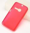 Θήκη TPU Gel για Alcatel One Touch Tribe OT-3040D Κόκκινο (OEM)