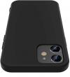 """Θήκη Σιλικόνης για Apple iPhone 12 Pro 6.1""""  ΜΑΥΡΗ  (ΟΕΜ)"""