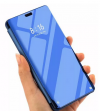 Θήκη Clear View για Samsung Galaxy A70 A705F Blue (oem)