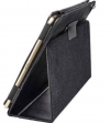 "Ipad Pro 12.9"" inch (2015 / 2017) Δερματίνη Θήκη Βιβλίο και Stand Μαύρο (OEM)"