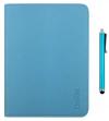 "Element+Pen TAB-90B  Foldable Leather Case + Pen for tablet 9 "" Light Blue"