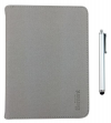 "Element+Pen TAB-90LG Foldable Leather Case + Pen for tablet 9 "" Grey"