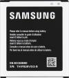 Samsung Galaxy Core Prime SM-G360P EB-BG360CBC 2000mAh Li-Ion 3.85V