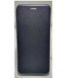 Θήκη Δερματίνη Μαγνητική Αναδιπλούμενη Book  για Xiaomi POCO X3  blue black  (oem)