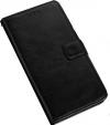 Δερματίνη Θήκη Πορτοφόλι για Ulefone Power Μαύρο (OEM)