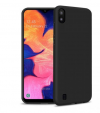 Θήκη για  Samsung Galaxy A10 tpu back cover ΜΑΥΡΗ (OEM)