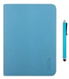 "Element+Pen TAB-80B  Foldable Leather Case + Pen for tablet 8 "" Light Blue"