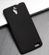 Σκληρή Θήκη Πλαστικό Πίσω Κάλυμμα για Alcatel One Touch Idol X (OT-6040D) Μαύρη (ΟΕΜ)