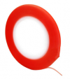 0.5 cm Roll of adhesive Red tape 30m strong double sided for digitizers, frames and etc
