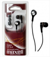 Maxell Velvet Smooth Comfort Ακουστικά Μαύρο HP-CN30-BK