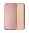 Θήκη Book Clear View για Xiaomi Redmi Mi 9T / K20 Pro  - Ροζ Χρυσό (ΟΕΜ)