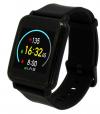 MOBILE ACTION Smartwatch Q-82, έγχρωμη οθόνη, ειδοποιήσεις, steps, μαύρο