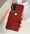 Θήκη ματ tpu σιλικονη μαλακή πίσω κάλυμμα για Samsung Galaxy M31 - κεραμυδι χρωμα  (oem)