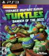 PS3 GAME - Teenage Mutant Ninja Turtles: Danger of the Ooze