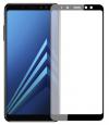 Προστατευτικό Οθόνης (Full)  9H Tempered Glass -Full glue- για Samsung Galaxy A6  Μαυρο (2018) (ΟΕΜ)