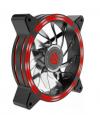 Alseye H120D S-RGB Dual-Fan Κοκκινο 12V