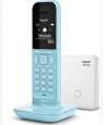 Gigaset CL390A Μπλέ Ασύρματο τηλέφωνο,φωτ.οθόνη,ανοιχτή συνομ. , μεγάλα πλήκτρα,SOS,Ελ.μενού,Τηλεφ/τής - Ανοιχτο Μπλε