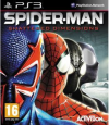 PS3 GAME - Spider-Man Shattered Dimensions (ΜΤΧ)