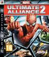 PS3 GAME - Ultimate Alliance 2 (MTX)