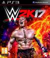 PS3 GAME - WWE 2K17 (MTX)