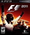 PS3 Game - F1 2011 (ΜΤΧ)