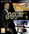 PS3 GAME - James Bond: 007 Legends