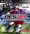 PS3 GAME - Pro Evolution Soccer  2011 PES2011 Ελληνικό (MTX)