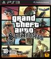 PS3 GAME - Grand Theft Auto San Andreas