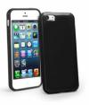 Iphone 5C Gel TPU Θήκη Μαύρη I5CGTCB OEM