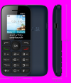 "Alcatel One Touch 1013X 1.5"" FM Radio, Φακός Μαύρο 2ATBGR1"