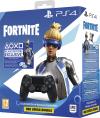 Sony Fortnite Neo Versa Dualshock 4 Controller Bundle (Black V2 + Fortnite Code)