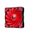 Scorpion FN-10 Cooling Fan LED 120MM - Κόκκινο