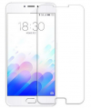 Tempered Glass Screen Protector - διαφανες - για Meizu M6 Note (oem)