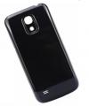 Καπακι Μαυρο για Ενισχυμένη Μπαταρία για Samsung Galaxy S4 Mini i9190 (OEM) (BULK)