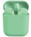 Ασύρματα Ακουστικά Bluetooth inPods 12  Earphone 5.0 HIFI Wireless  - Πράσινο