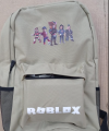 Roblox ΜΠΕΖ Τσάντα πλάτης αδιάβροχη (ΟΕΜ)