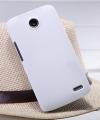 Lenovo A820 - Σκληρή Θήκη Πλαστικό Πίσω Κάλυμμα Λευκό (OEM)