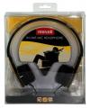 Maxell Ακουστικά Κεφαλής HP MIC Κίτρινο