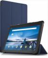 Αντικραδασμικη θηκη βιβλιο για Huawei T3 Mediapad 9.6  (Μπλε Σκουρο)