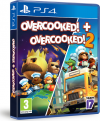 PS4 Game - Overcooked! & Overcooked! 2