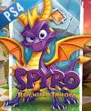 PS4 GAME - Spyro Reignited Trilogy  (CD KEY)