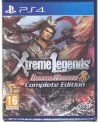 PS4 GAME - Xtreme Legends Dynasty Warriors 8 Complete Edition (ΜΤΧ)