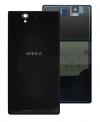 Sony Xperia Z L36h - Καπάκι Μπαταρίας Μαύρο