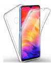 Θήκη Σιλικόνης Μπρος/Πίσω Για Xiaomi Redmi 7 ΔΙΑΦΑΝΕΣ (ΟΕΜ)